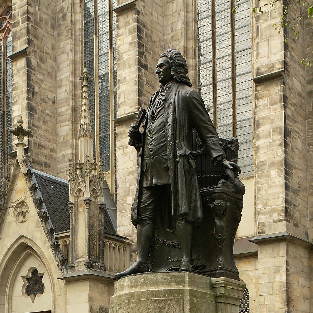 Vandál rongálta meg a lipcsei Tamás-templomot, Bach nyughelyét
